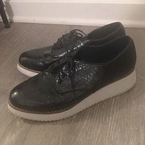 Topshop Platform Loafers